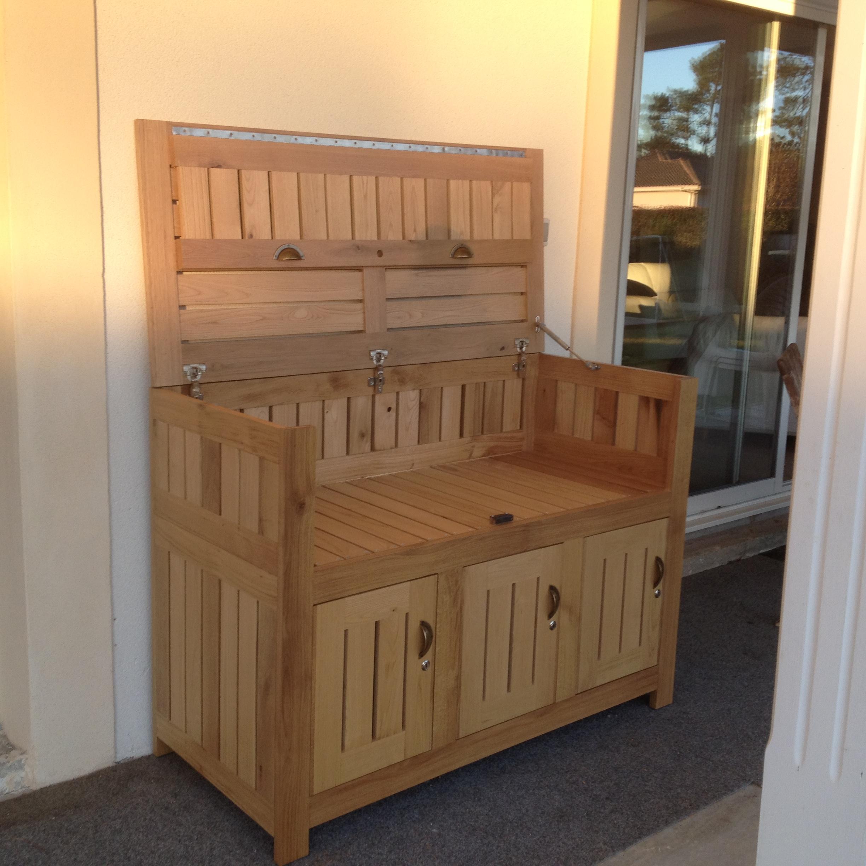meuble comptoir cuisine au bon pin r alisation de votre. Black Bedroom Furniture Sets. Home Design Ideas