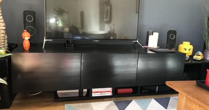 Meuble tv sur mesure eb 39 hen david henriques - Meuble tv sur mesure ...